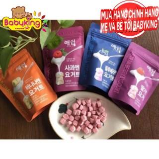 Sữa chua khô sấy lạnh Hàn Quốc Haeswim cho bé từ 7 tháng thumbnail