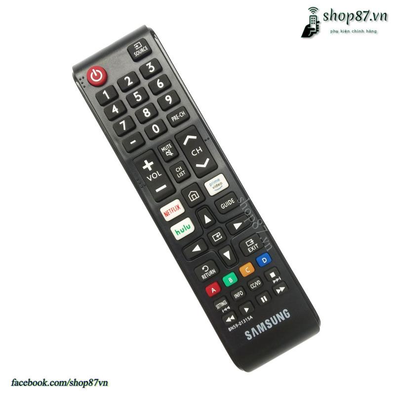 Bảng giá Remote điều khiển tv Samsung 4K smart Crystal UHD 7 series 2020