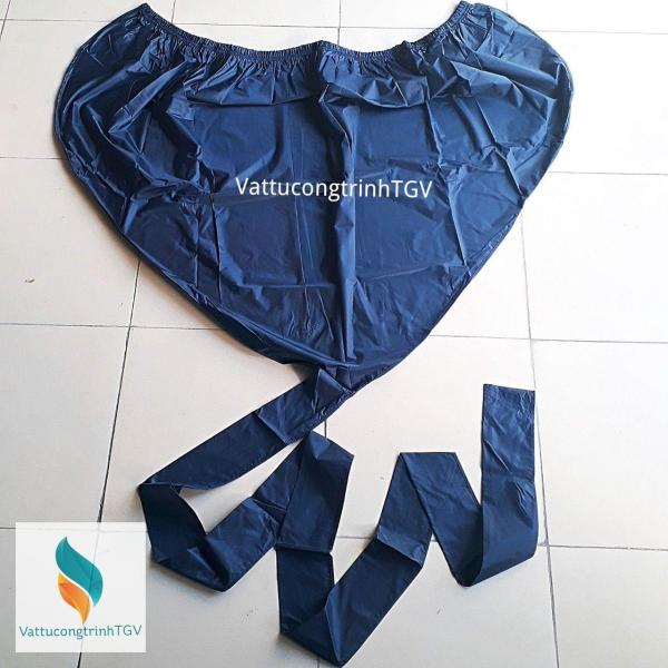 Áo trùm vệ sinh điều hòa CLC loại 1.7m có đuôi (Dùng cho máy treo tường)