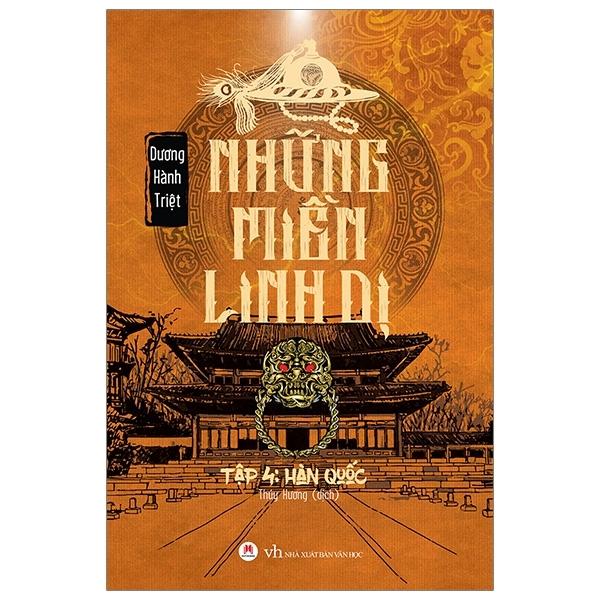 Mua Fahasa - Những Miền Linh Dị - Tập 4: Hàn Quốc