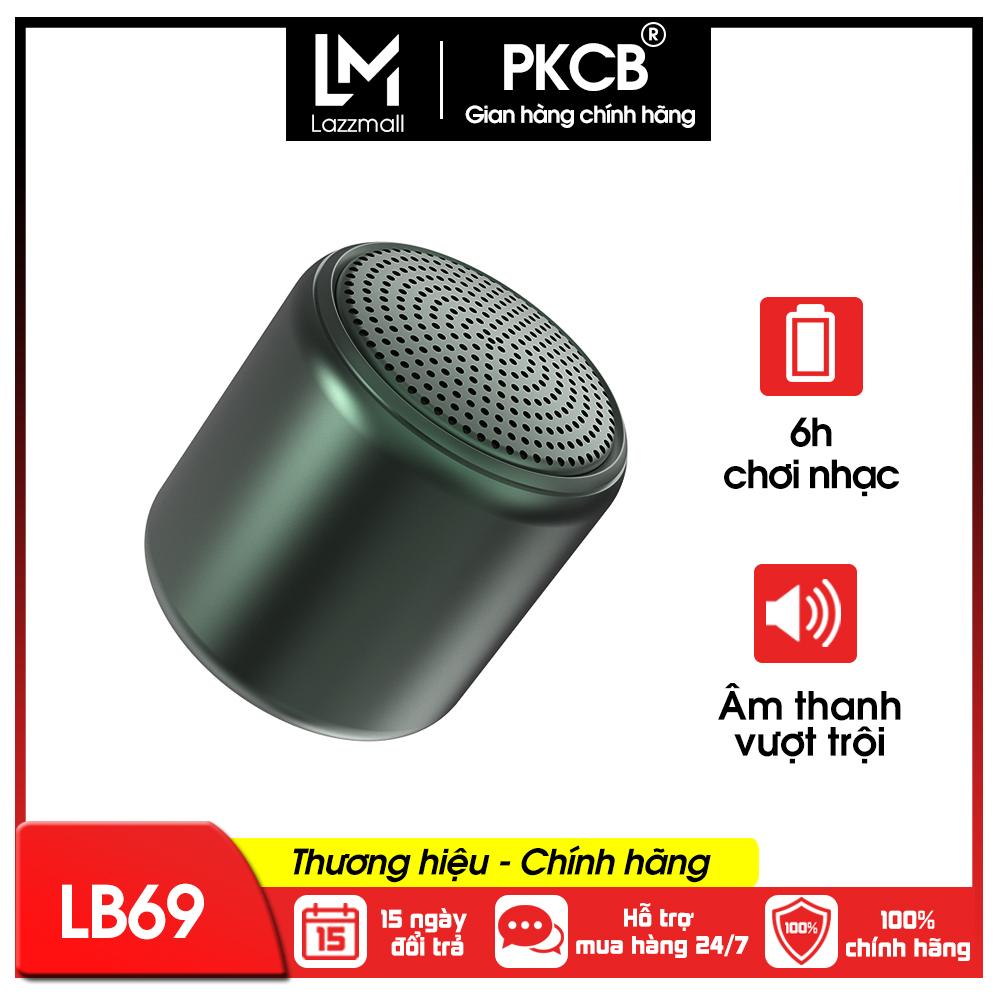[VOUCHER 7%]Loa bluetooth mini TWS nhỏ gọn âm thanh vượt trội LittleFun PKCB  - Hàng chính hãng