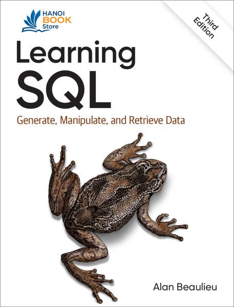 Learning SQL: Generate, Manipulate, and Retrieve Data - Hanoi bookstore