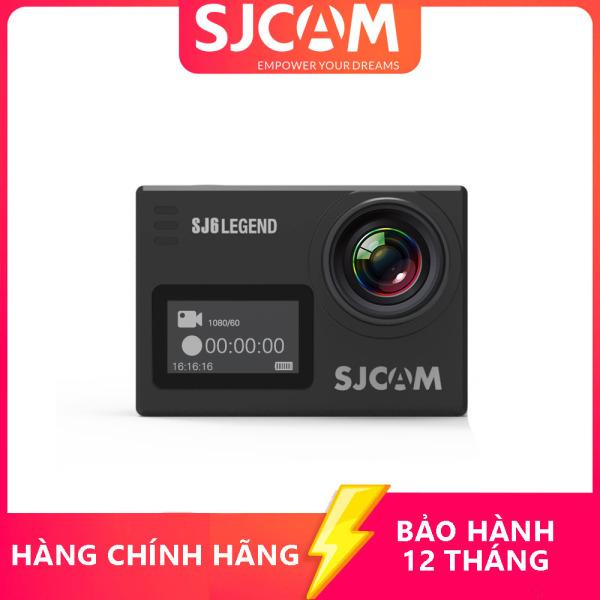 Camera hành trình SJCAM SJ6 LEGEND, quay phim 4K siêu đẹp - Hãng phân phối chính thức