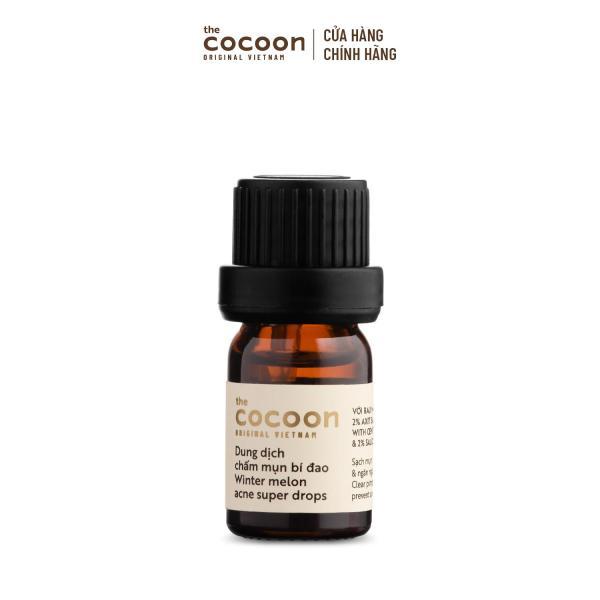 Dung dịch chấm mụn bí đao Cocoon 5ml