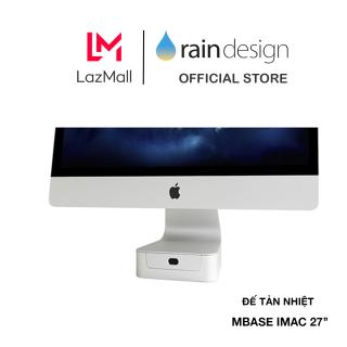 ĐẾ TẢN NHIỆT RAIN DESIGN (USA) MBASE IMAC 27 SILVER RD-10044 - HÀNG CHÍNH HÃNG thumbnail