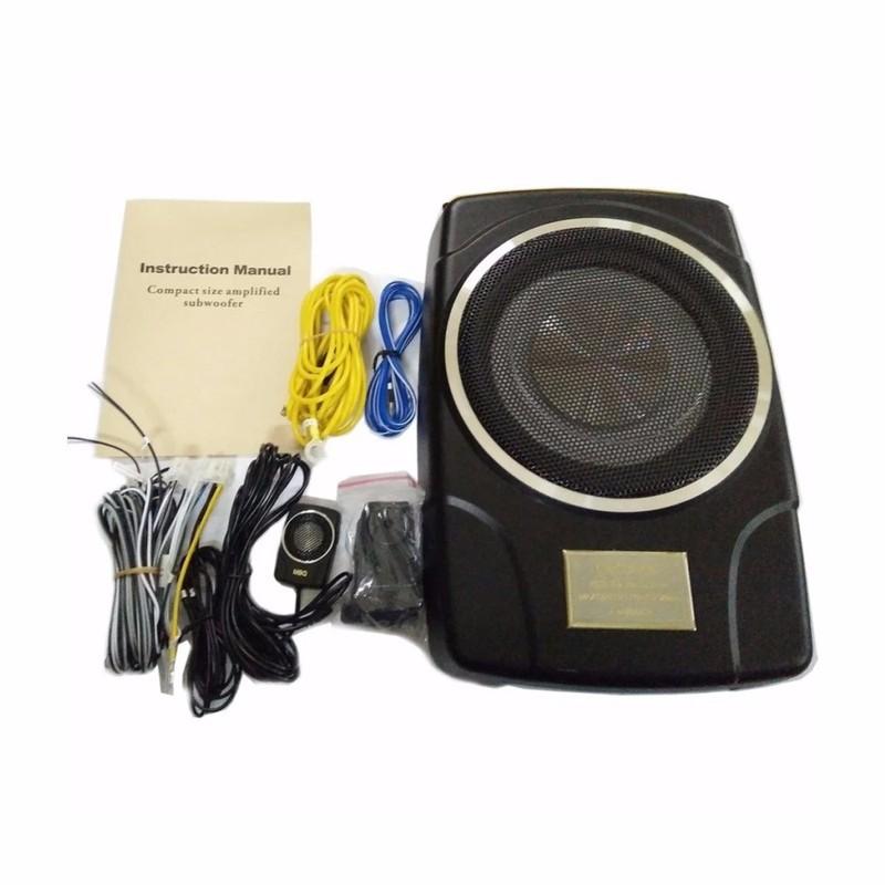 LOA SUB GẦM GHẾ MBQ AW-800E lựa chọn tối ưu cho xe hơi cho tiếng chắc và sâu thích hợp cho cả nhạc dance