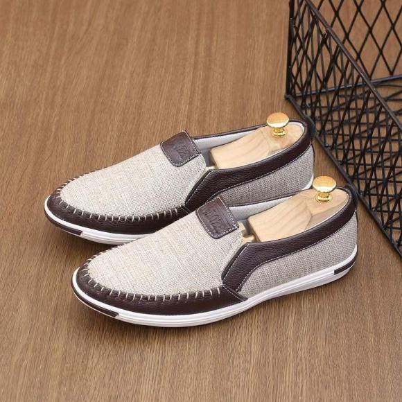 Giày lười vải nam VB09 giá rẻ