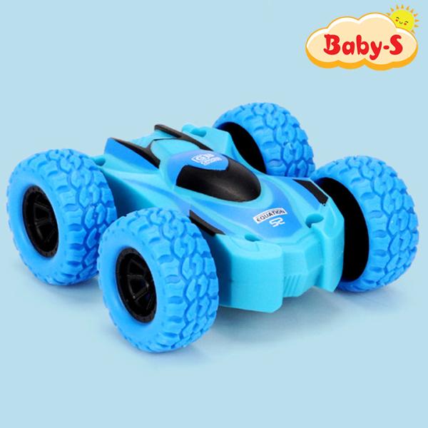 Xe địa hình đồ chơi cho trẻ em trượt lật theo quán tính có thể chạy cả 2 mặt siêu hot bằng nhựa nguyên sinh ABS an toàn cho bé yêu Baby-S – SDC029