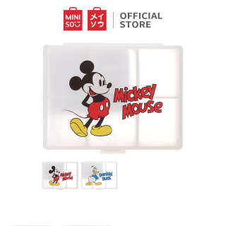 Hộp đựng thuốc Mickey Mouse Collection, 6 ngăn Miniso 6-lattice Pill Box thumbnail