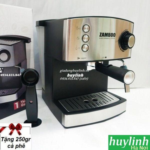 Bảng giá Máy pha cà phê Zamboo ZB-88CF - Tặng 250 gram cafe Điện máy Pico
