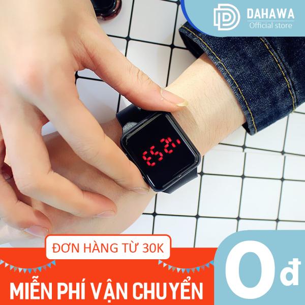 Nơi bán Đồng hồ điện tử led AP watch nam nữ A160, dây nhựa siêu chắc chắn, chống nước nhẹ, bảo hành 6 tháng