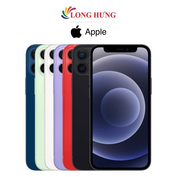 Điện thoại Apple iPhone 12 Mini 128GB (VN/A) - Hàng chính hãng - Màn hình 5.4inch Super Retina XDR Camera kép Pin 2227mAh hỗ trợ sạc nhanh