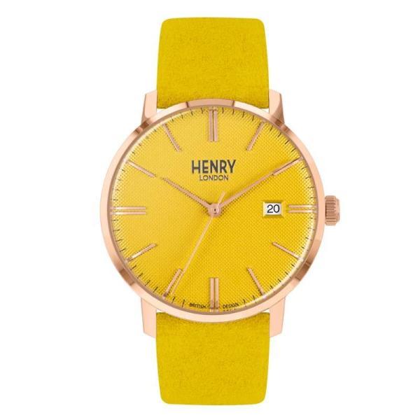 Đồng hồ nam Henry London HL40-S-0364 REGENCY