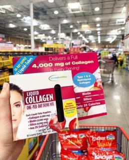 Collagen Liquid 30 ống 300ml thumbnail