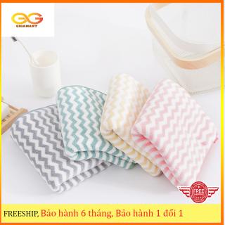 [mẫu 2021] khăn mặt lông cừu Hàn Quốc thấm hút nước, mềm mại và kháng khuẩn, không rụng sợi, an toàn cho da thumbnail