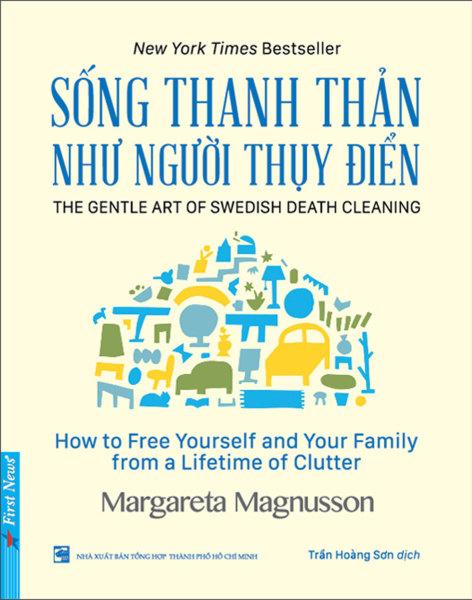 nguyetlinhbook - Sống Thanh Thản Như Người Thụy Điển - NXB Tổng Hợp TP.HCM