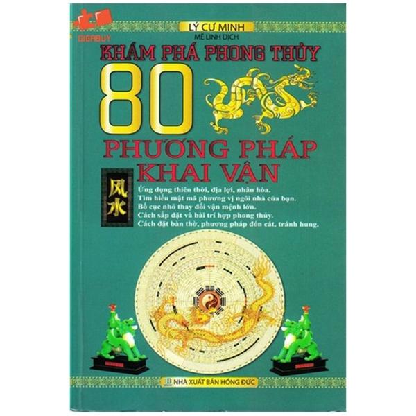 Mua Fahasa - Khám Phá Phong Thủy 80 Phương Pháp Khai Vận