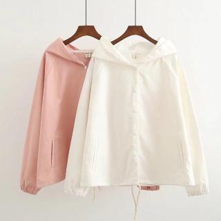 Áo khoác kaki nữ hai lớp dày dặn thiết kế sành điệu M034 thumbnail