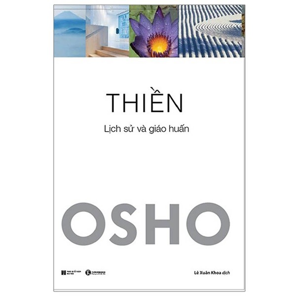 Mua Thiền Osho ( Tặng Postcard )