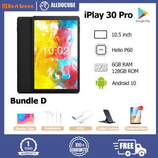 Alldocube IPlay30 Pro Tablet, Máy Tính Bảng Android 10.5 1920 Inch IPS 1200X128 MTK Helio P60 6GB RAM 10.0 GB ROM Hỗ Trợ Thẻ TF/Bluetooth 5.0 /Máy Tính Bảng Gọi Điện Thoại 4G WIFI Kép/GPS/SIM Kép