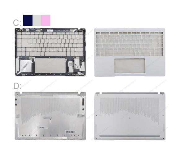 Bảng giá Vỏ laptop MSI Prestige 14 A10RAS MSI Prestige 14 A10RB P14A mặt A B C D Phong Vũ