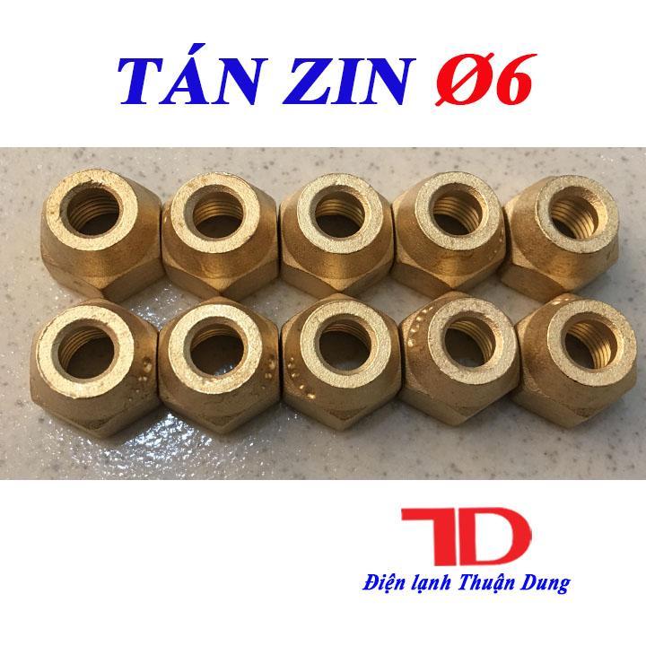 Combo 10 Tán Ống Đồng Zin Phi 6 Loại Tốt