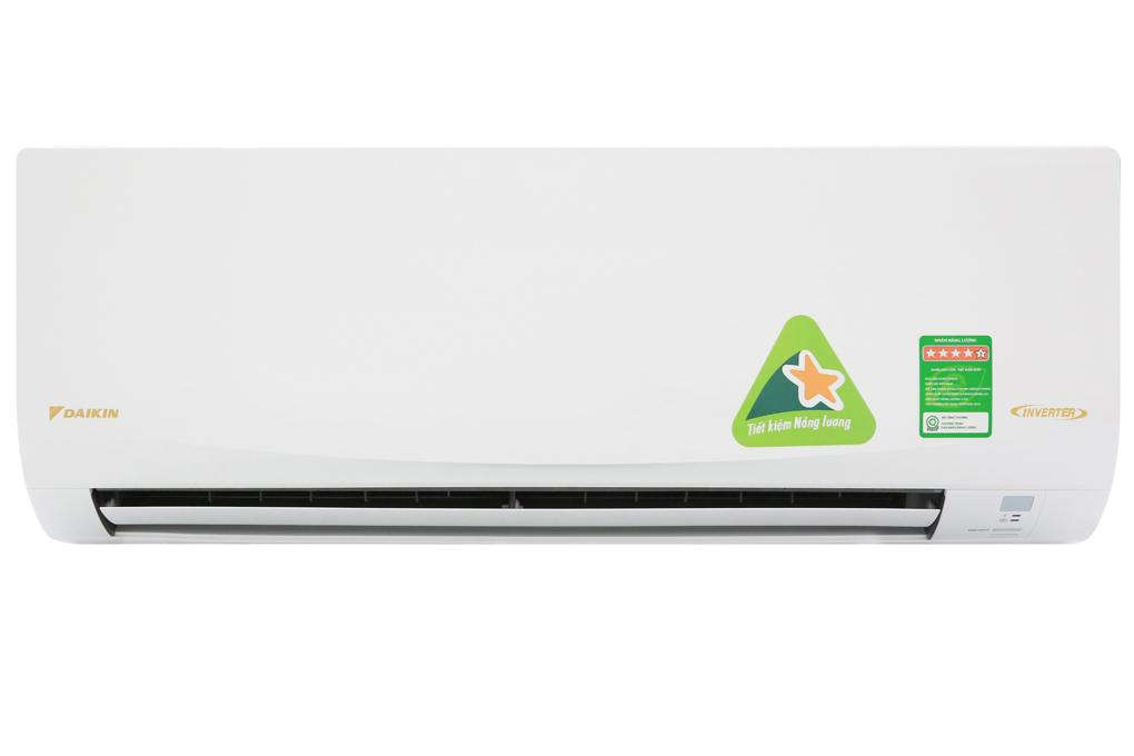 Bảng giá Máy lạnh Daikin Inverter 1.5 HP ATKQ35TAVMV Mẫu 2019