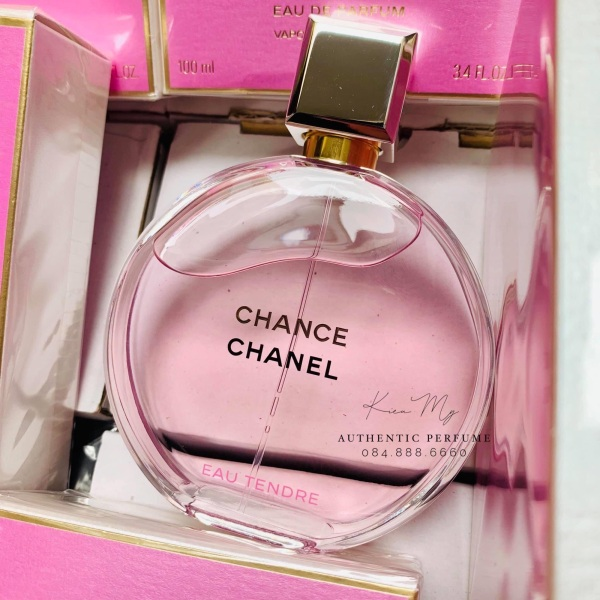 Chanel Eau Tendre EDT 10ml - Nước hoa nữ chính hãng