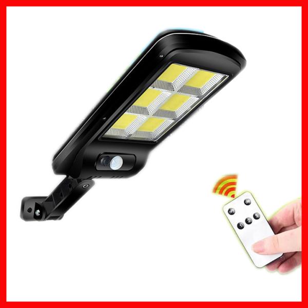 Đèn sân vườn cảm biến năng lượng mặt trời tự động sáng 3 chế độ - kèm Remote,Mua Ngay