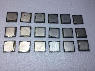 Bộ vi xử lý CPU Chip Dualcore Core2Dou E4500 đến E4600 Socket 775 thumbnail