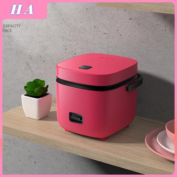 HA Nồi cơm điện mini công suất thấp dành cho nhân viên văn phòng hoặc sinh viên nấu ăn 1-2 người ăn