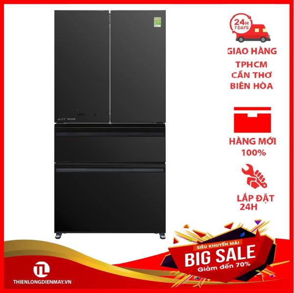 Tủ Lạnh Mitsubishi Electric 555 Lít Mr-LX68EM-GBK-V
