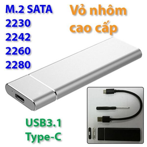 Bảng giá Box SSD M.2 SATA USB-A-C 3.1 3NU31 BX16 Phong Vũ