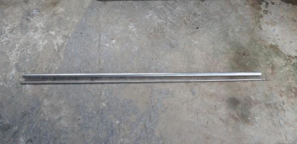 Ống láp inox 34mm + cốt láp inox 14mm  tiện gen 2 đầu ( quấn dây sẵn )