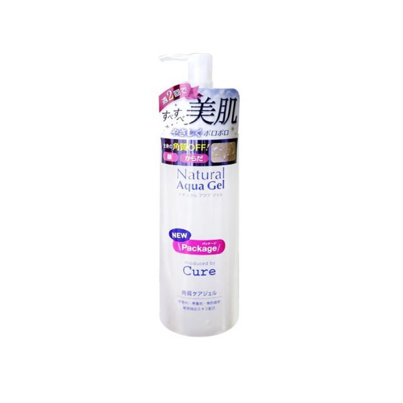 Tẩy da chết\ tẩy tế bào chết Cure Natural Aqua gel nội địa Nhật Bản 250g (mẫu mới) chất lượng đảm bảo an toàn cho người dùng và cam kết hàng đúng như mô tả