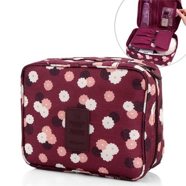 Túi đựng mỹ phẩm du lịch Monopoly Travel giá rẻ