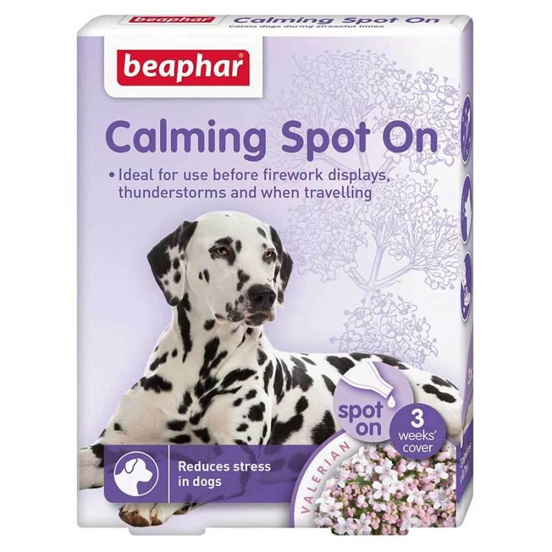 Thuốc Nhỏ Gáy Cho Chó Giảm Căng Thẳng Beaphar Calming