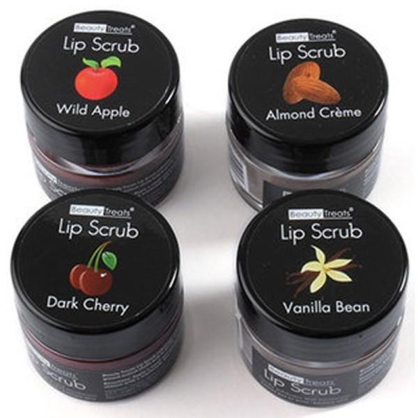 Tẩy tế bào chết môi Beauty Treats Lip Scrub|Wild Apple chất lượng đảm bảo an toàn đến sức khỏe người sử dụng inbox shop để được tư vấn thêm