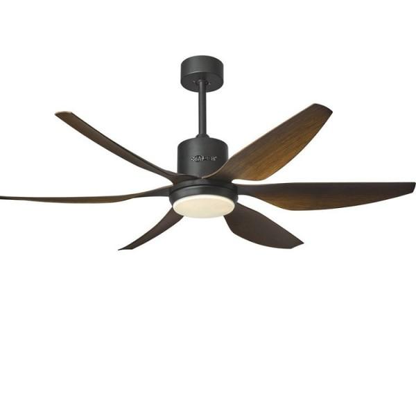 Quạt trần đèn cánh thẳng qtdg902 quạt trần phòng khách quạt trần có đèn, sử dụng trong phòng khách, phòng bếp, phòng ngủ, với điều khiển từ xa , quạt riêng bóng riêng, với điều khiển từ xa