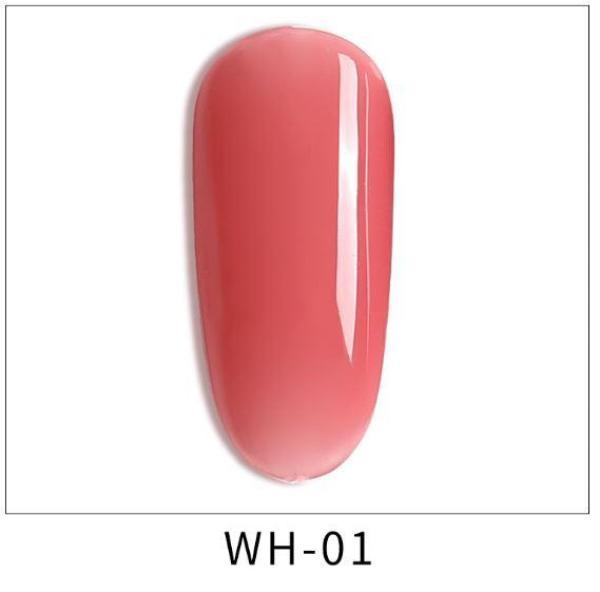 Sơn móng gel AS chọn lẻ 6 màu WH chai 15ml giá rẻ