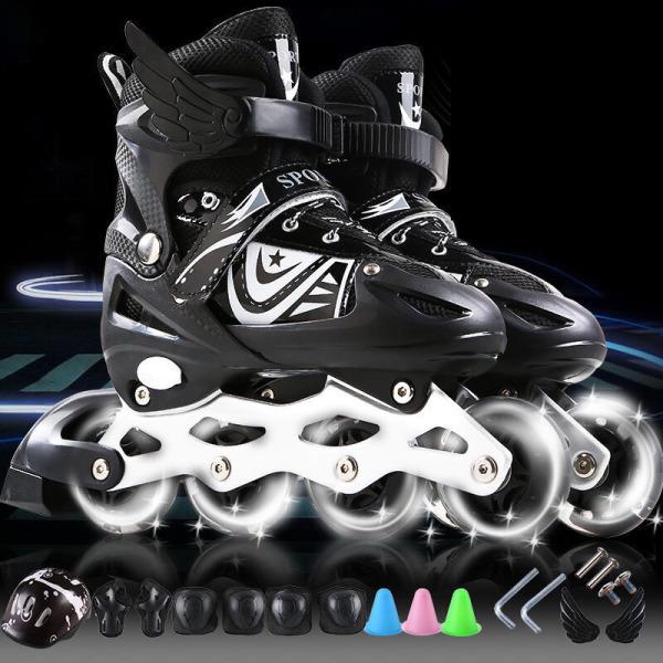 Giày patin sports cho trẻ em và người lớn có thể chọn màu