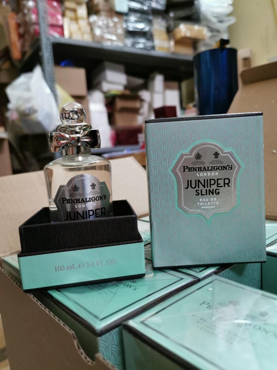 Nước hoa unisex Juniper Sling của hãng PENHALIGON`S cao cấp