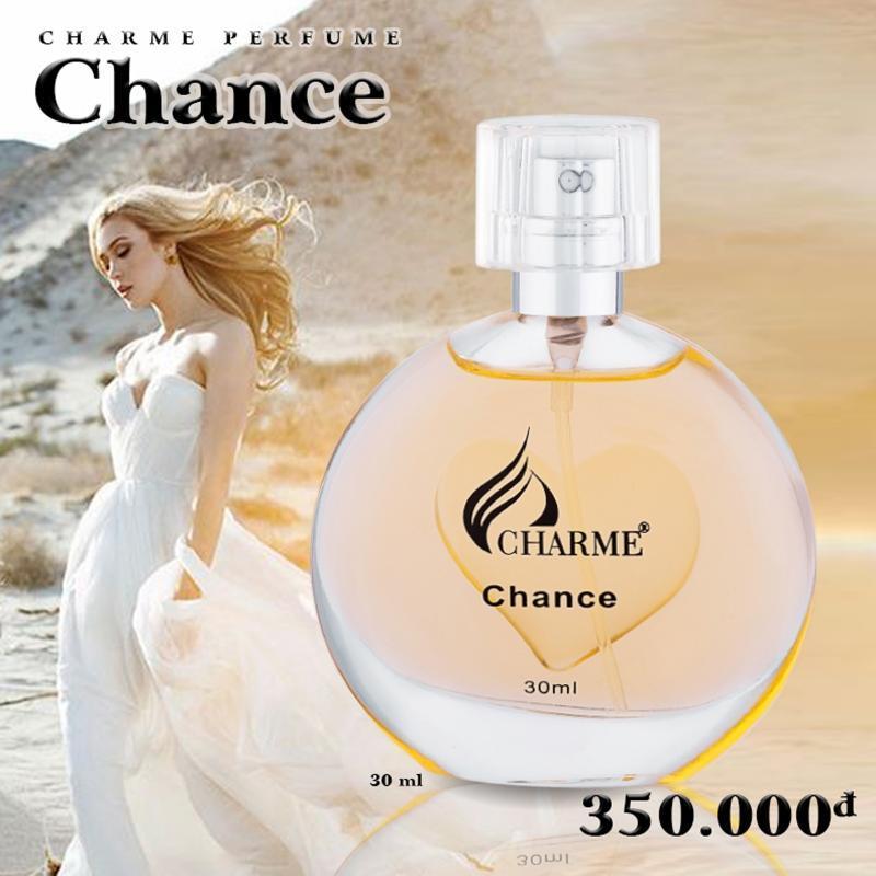 Nước hoa nữ Chance (30ml) - NỮ TÍNH, GỢI CẢM, TƯƠI MÁT