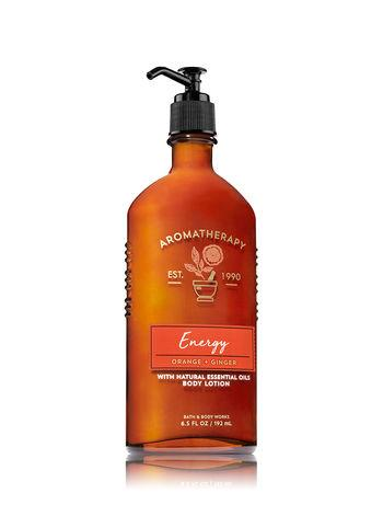 Sữa Dưỡng Thể Bath & Body Works – Energy- Orange + Ginger (236ml) Body Lotion