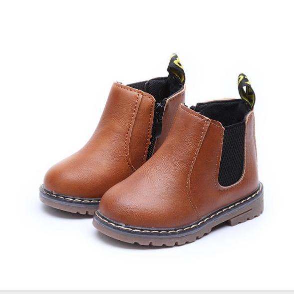Giày Cho Bé Kiểu Dáng Hàn Quốc ,giày thể thao cho bé 20340 Màu nâu-29 -HQ STORE giá rẻ