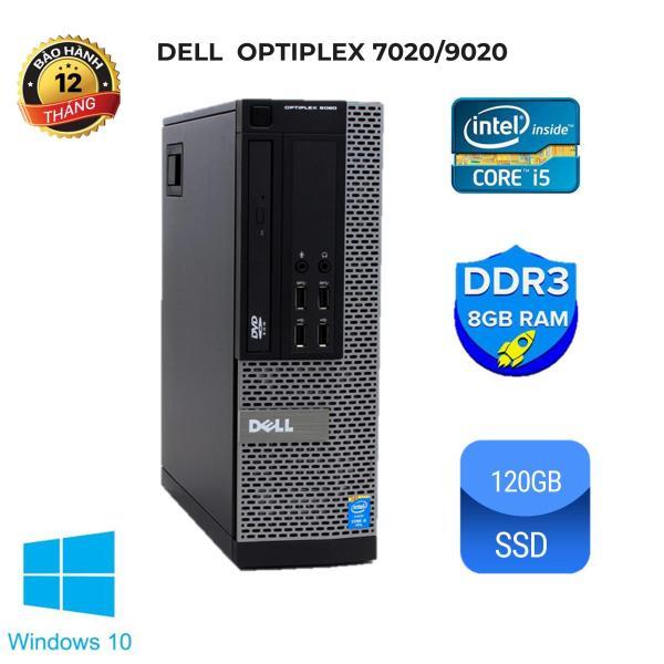 Bảng giá Thùng máy tính đồng bộ Dell Optiplex 3020/7020/9020. i5 4570/ ram 8GB/ SSD 120GB Phong Vũ