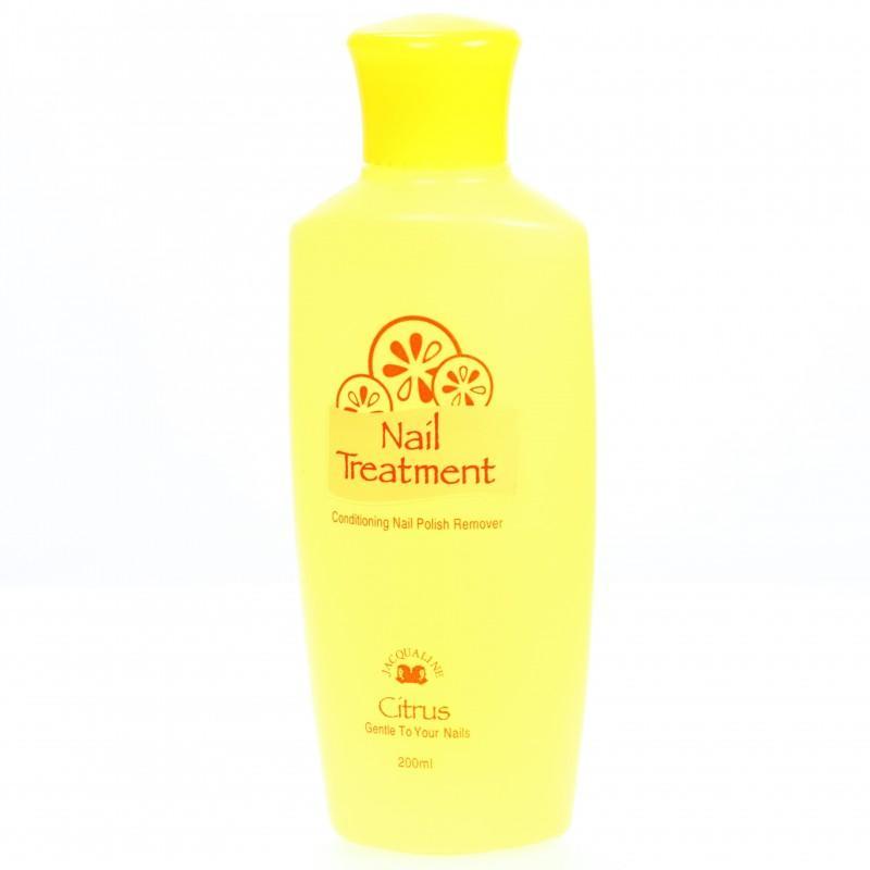 Nước rửa móng tay Jacqualine hương Citrus chai 200ml tốt nhất