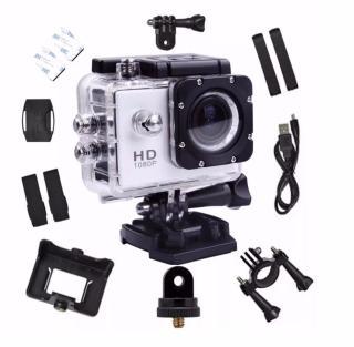 [HCM]Camera hành trình 2.0 FULL HD 1080P Cam A9- LƯU TRỮ 64GB - Camera hành trình chống nước - camera hành trình xe máy phượt- Cao Cấp. thumbnail