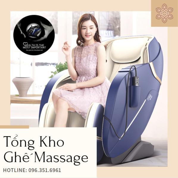 [ITSU Version 2021] Ghế massage ITSU SU-160 liên động tự động massage toàn thân thời thượng quý phái trị liệu Nhật Bản