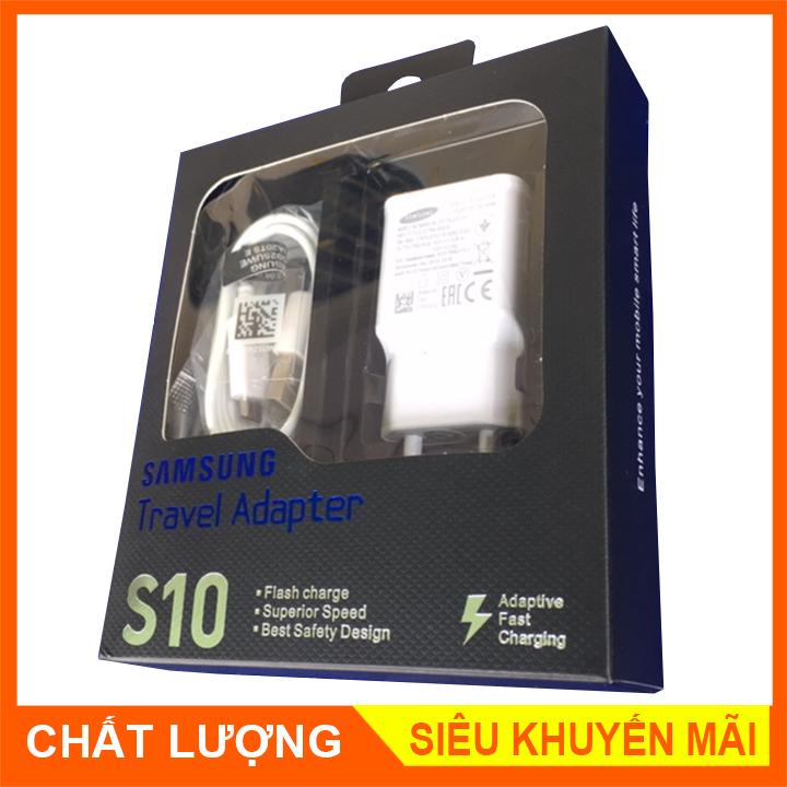 Giá Cực Tốt Khi Mua Bộ Sạc Cáp Samsung Micro-USB Có Hỗ Trợ Sạc Nhanh